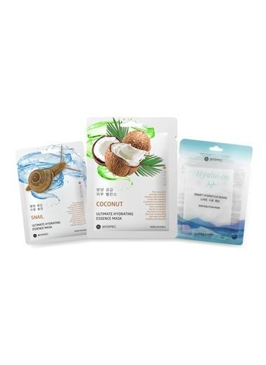 JKOSMEC Jkosmec Snail-Coconut-Solution Hyaluron Avantaj Paketi Renksiz